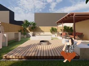 Terrace Landscape 03, Noida