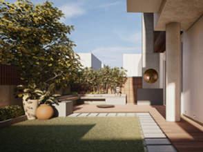Terrace landscape 04, Noida