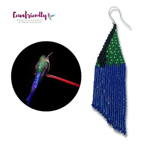 Hummingbird - Earrings