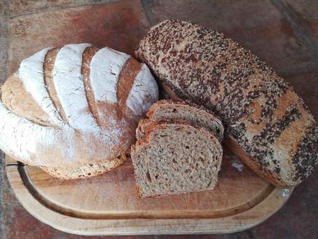 Frente a la adversidad … ¡hagamos pan!