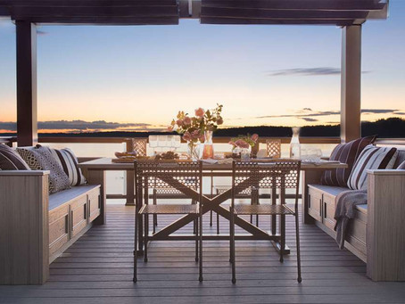 Should you build a Patio or Deck?