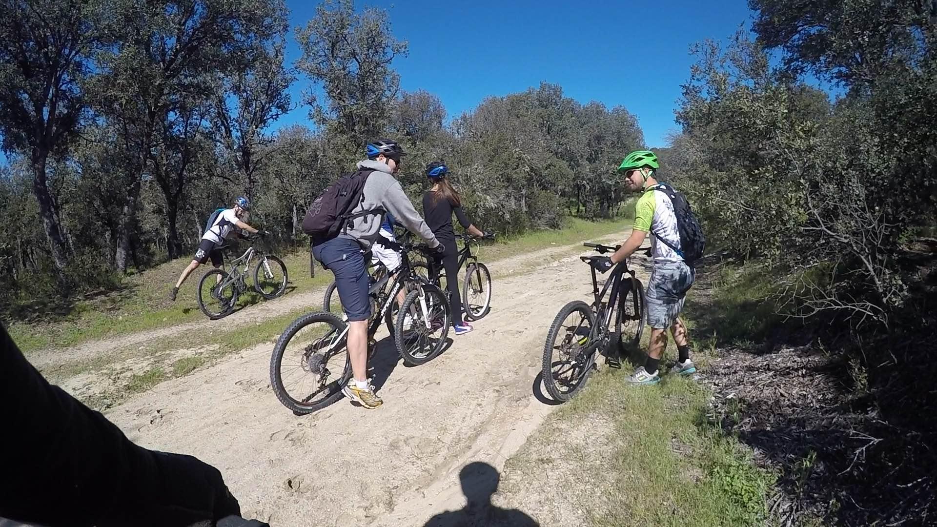 Adventure Bike Tours Madrid Spain