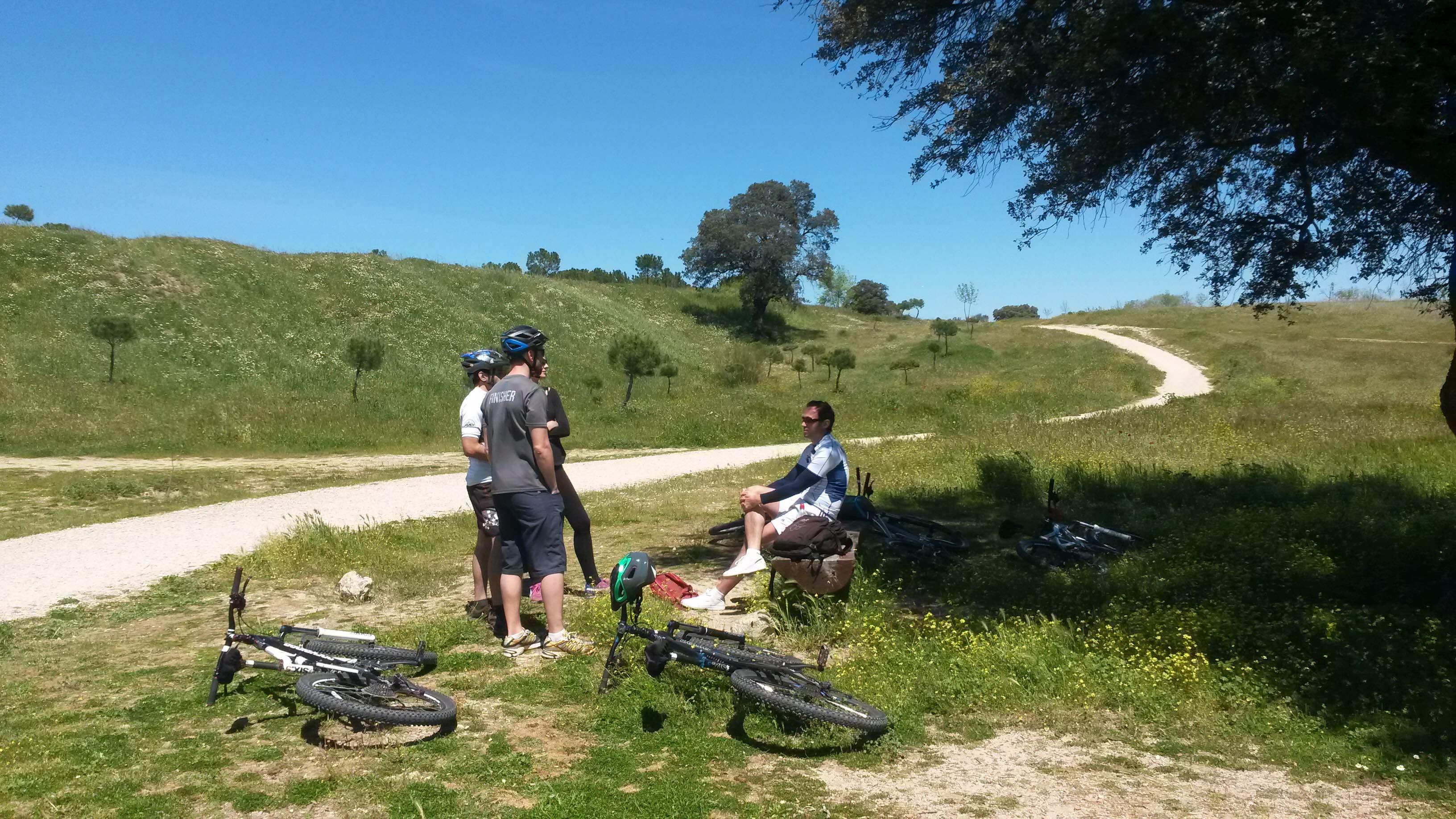 Tours de Bicicleta en Madrid