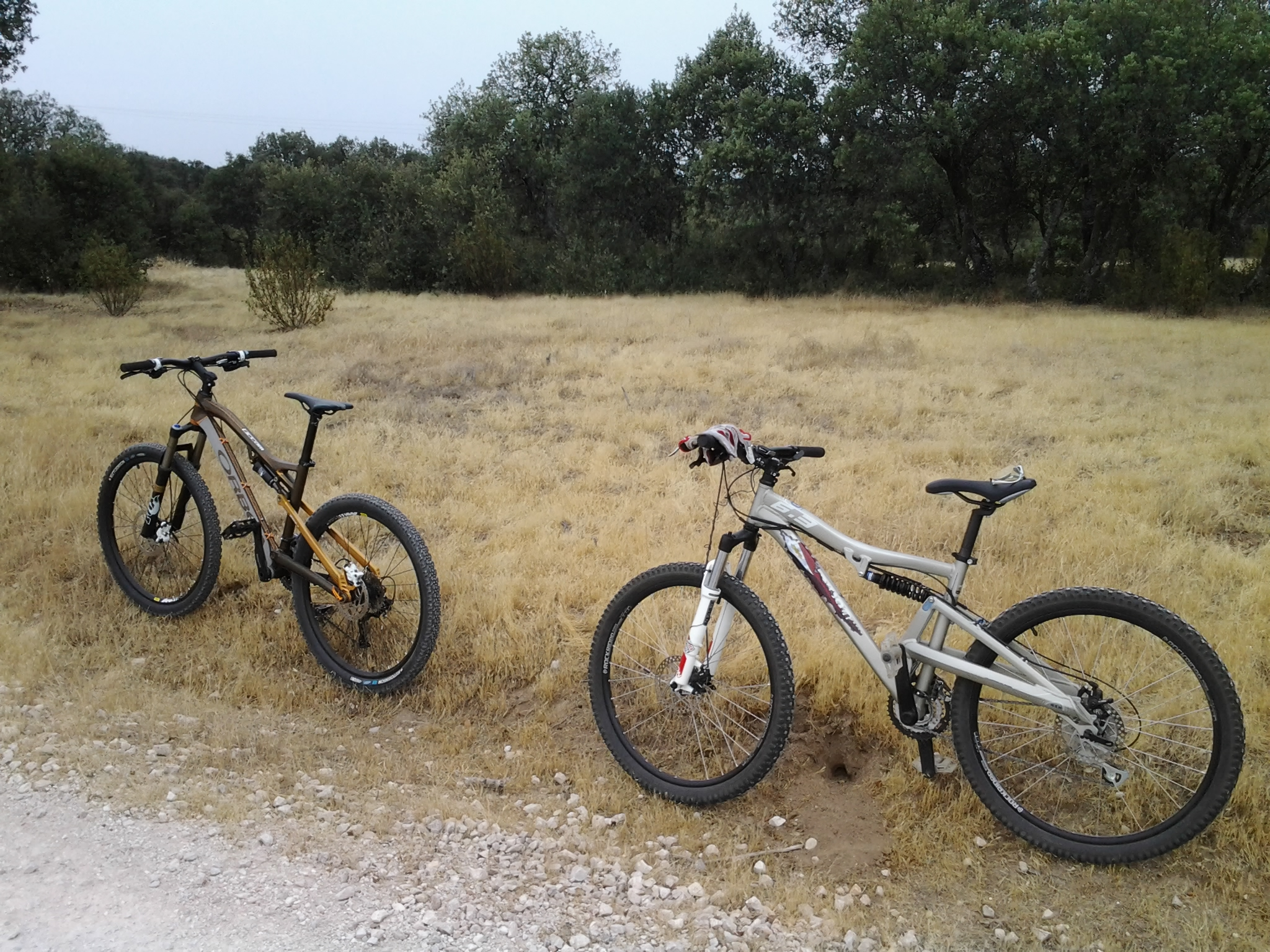 Mountain bike guides Madrid