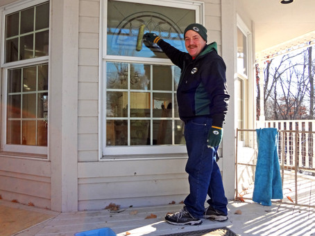 Interview with Window Cleaner, Paul Miller