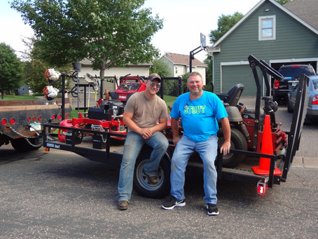 Interview with Bill Stout from Stout Outdoor Services, LLC