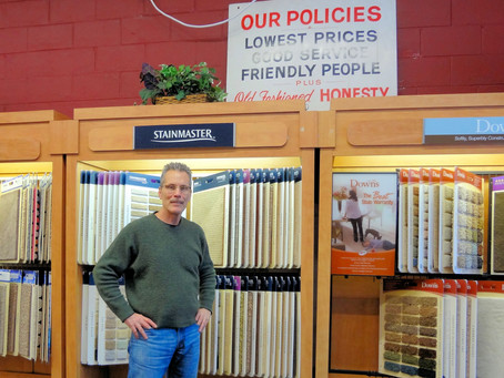 Interview with Phil from Deluxe Carpet