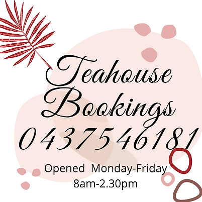 Teahouse Bookings.png