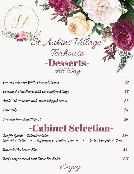 Desserts & Cabinet Selection JPEG for we