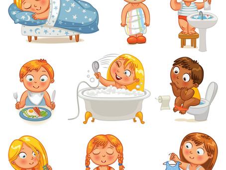 Восемь советов правильного питания для детей летом