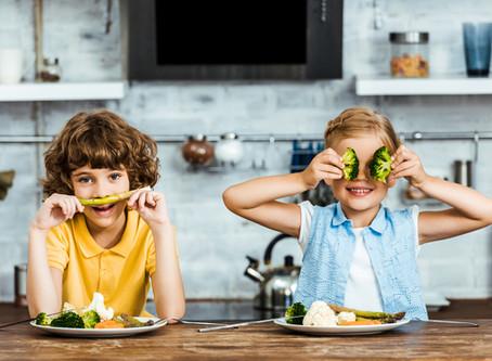 Здоровое питание для деток