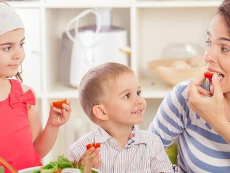 5 секретов как приучить ребенка есть здоровую еду