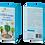 Thumbnail: Хлопья овсяные БЕЗ ГЛЮТЕНА цельнозерновые экологические с 6 мес, 185г