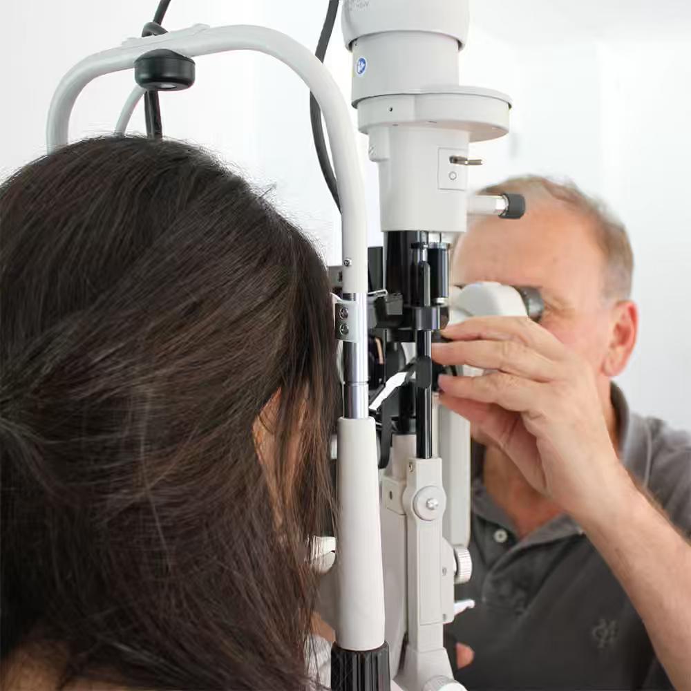 Augen Check` Up (Vorsorgenterschung)