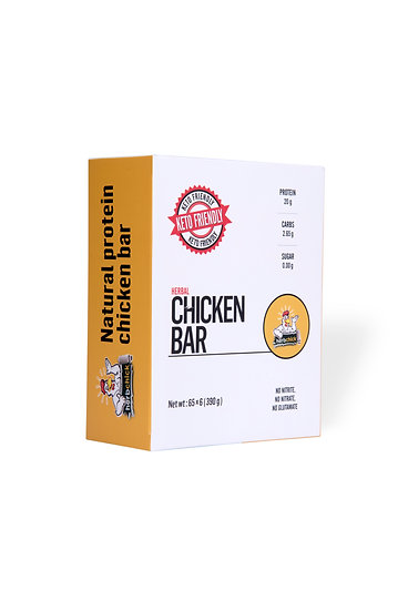 20 Gms Chicken Protein Bars (6 Bars X 65 Gms)
