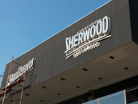 Nueva iluminación LED en los corpóreos de SHERWOOD