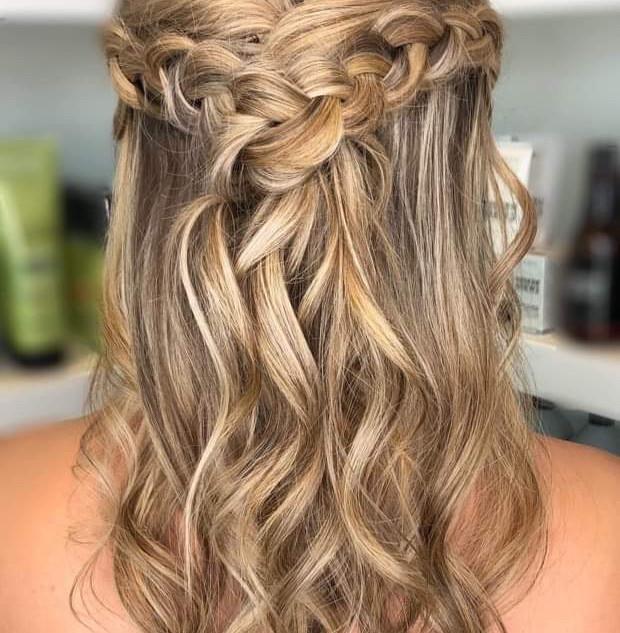 Hairstyle by Deidra