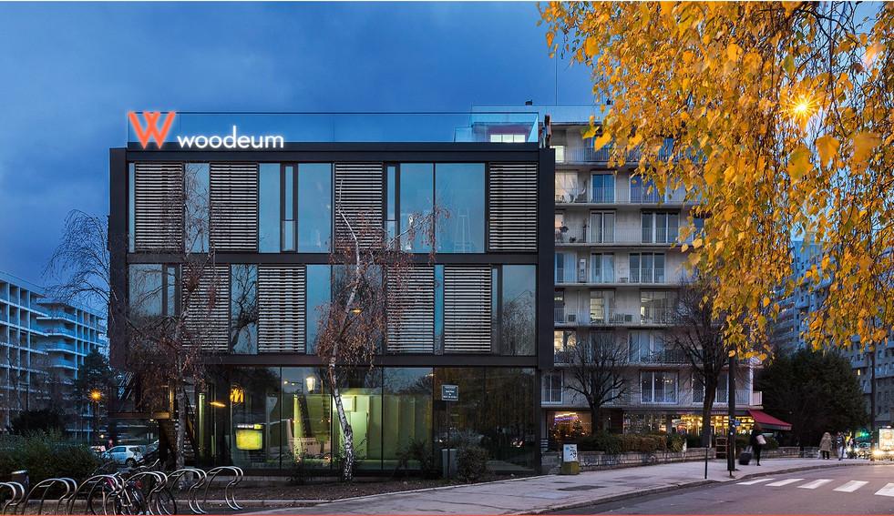 Siège de Woodeum, Boulogne (AMO/MOD)