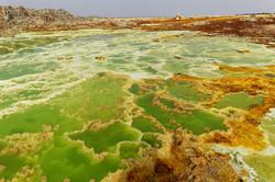 Ethiopie Volcan Dallol