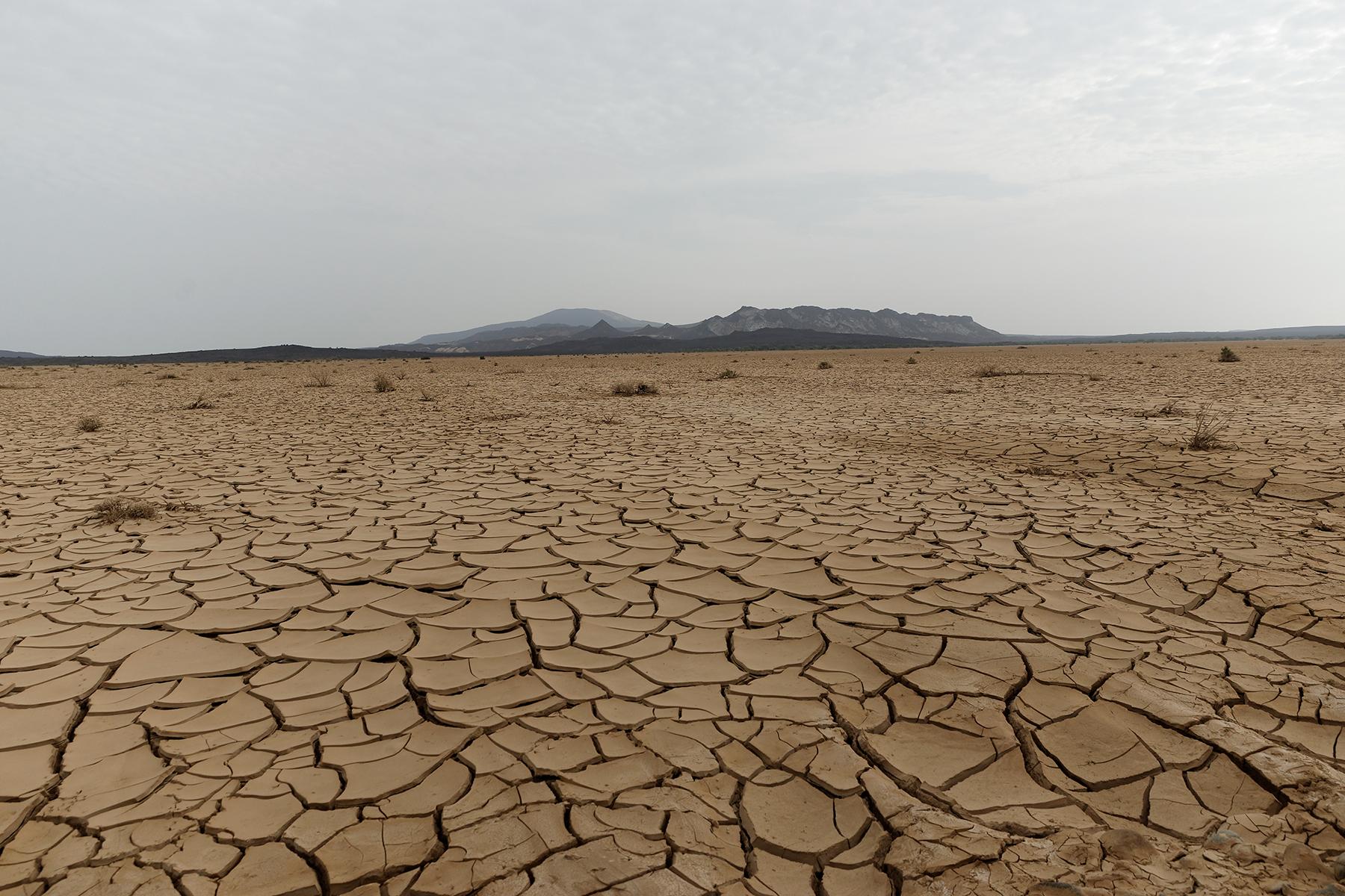 Ethiopie desert de sable