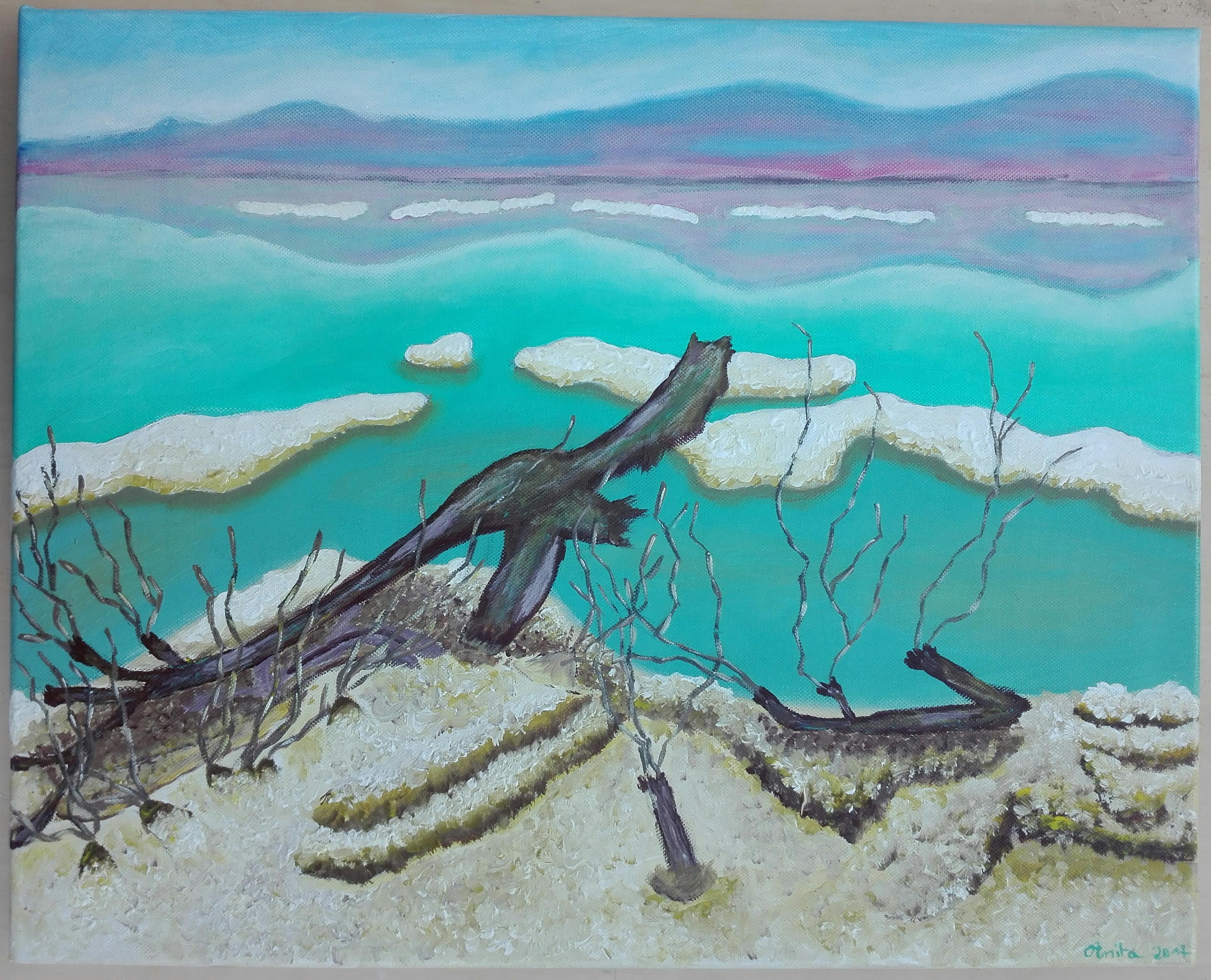 La mer morte, Ein Bokek