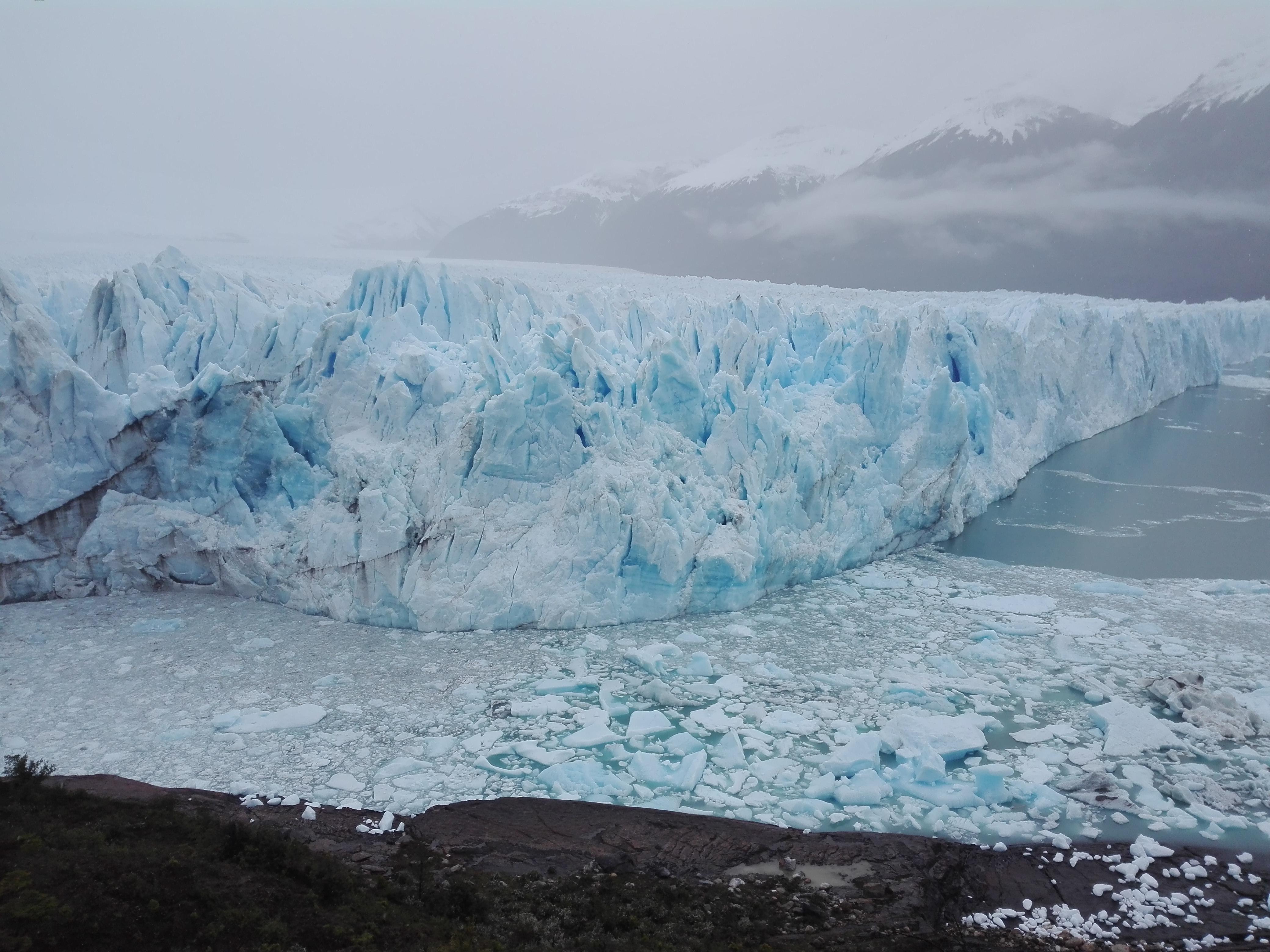 Argentine Parc de los Glaciares Perito M