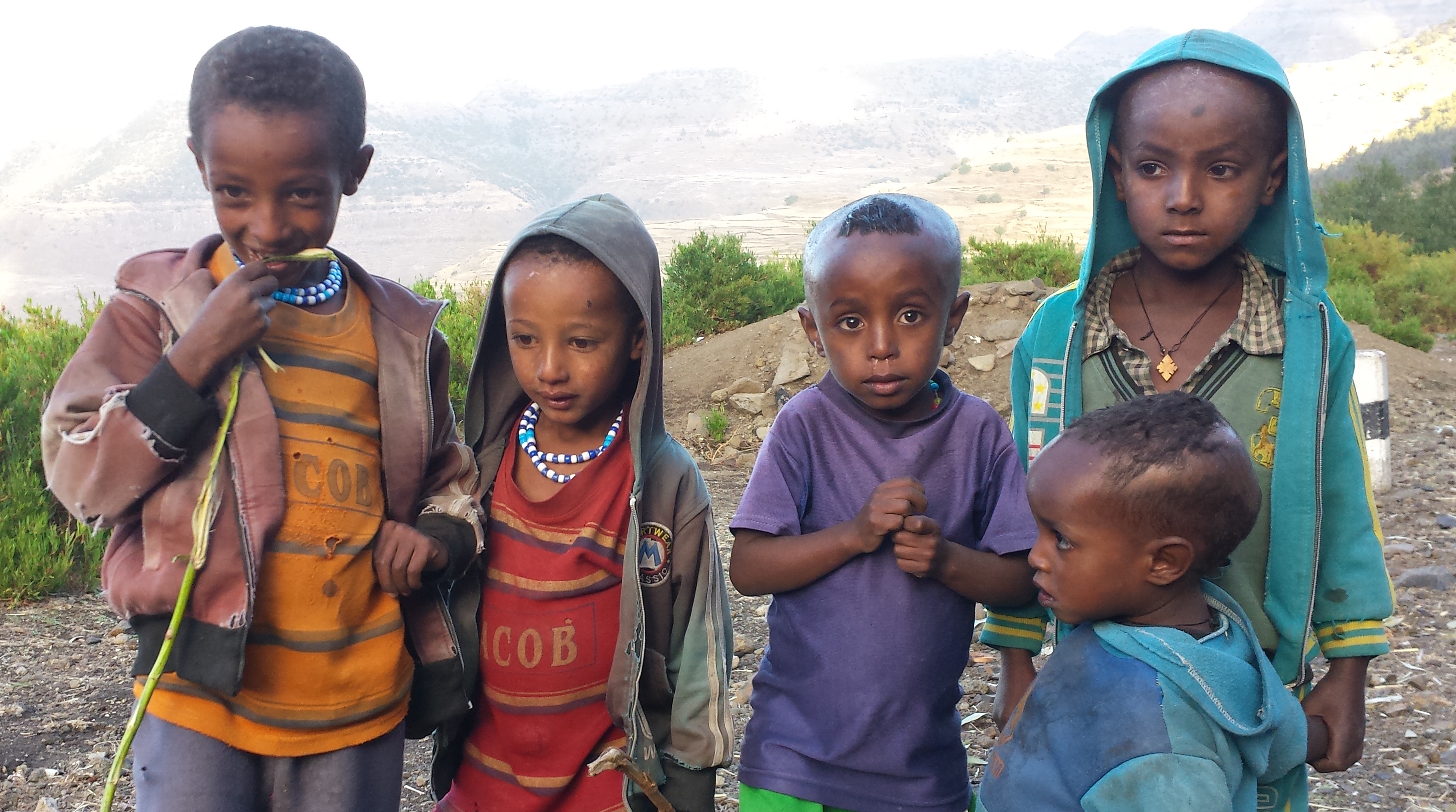 Ethiopie enfants