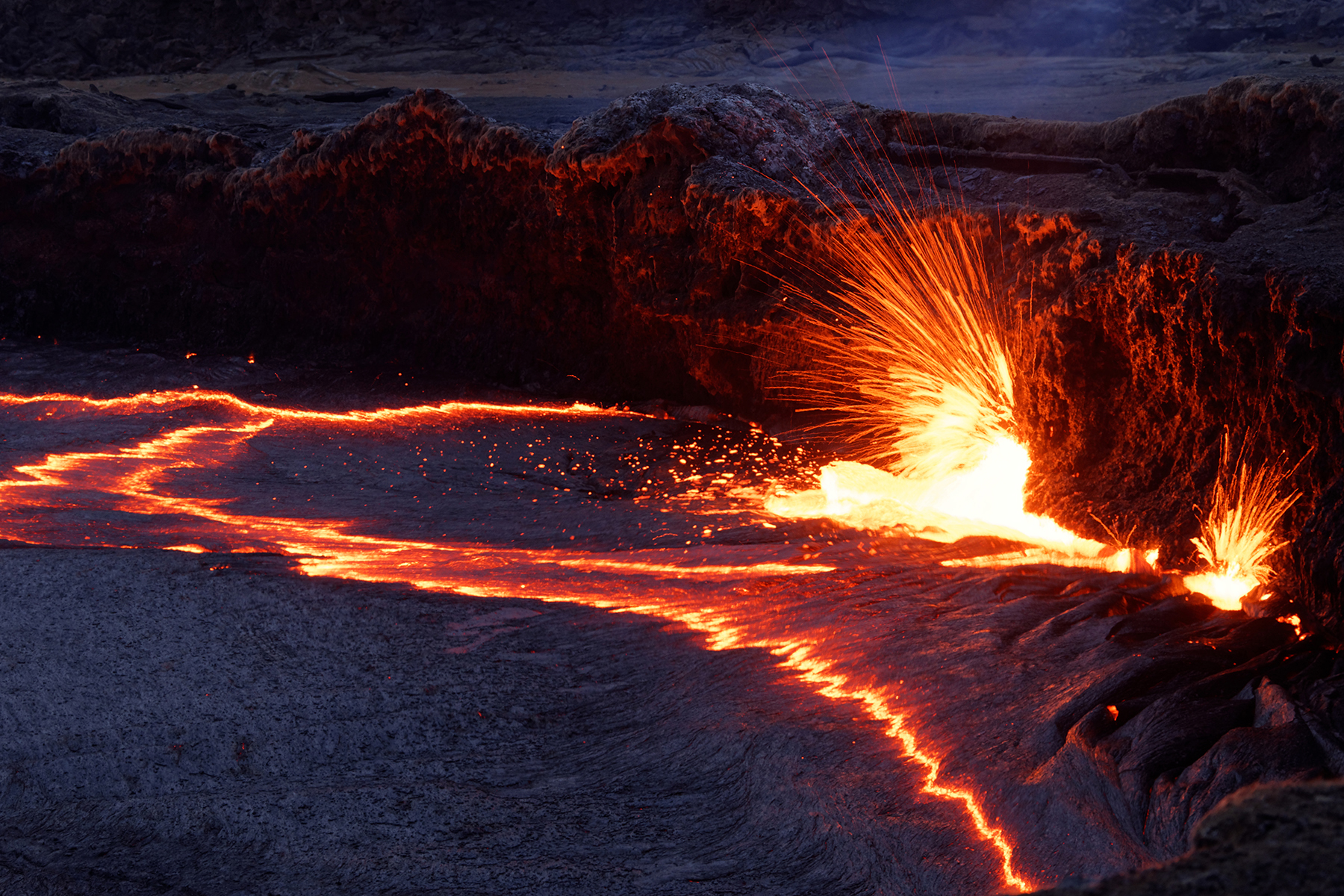 Ethiopie volcan Erta Ale 5