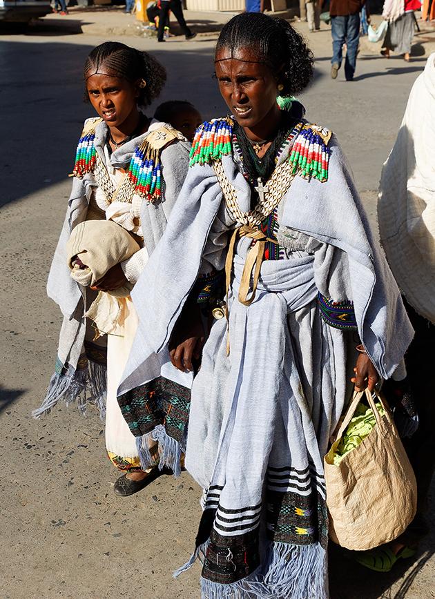 Ethiopie femme 2