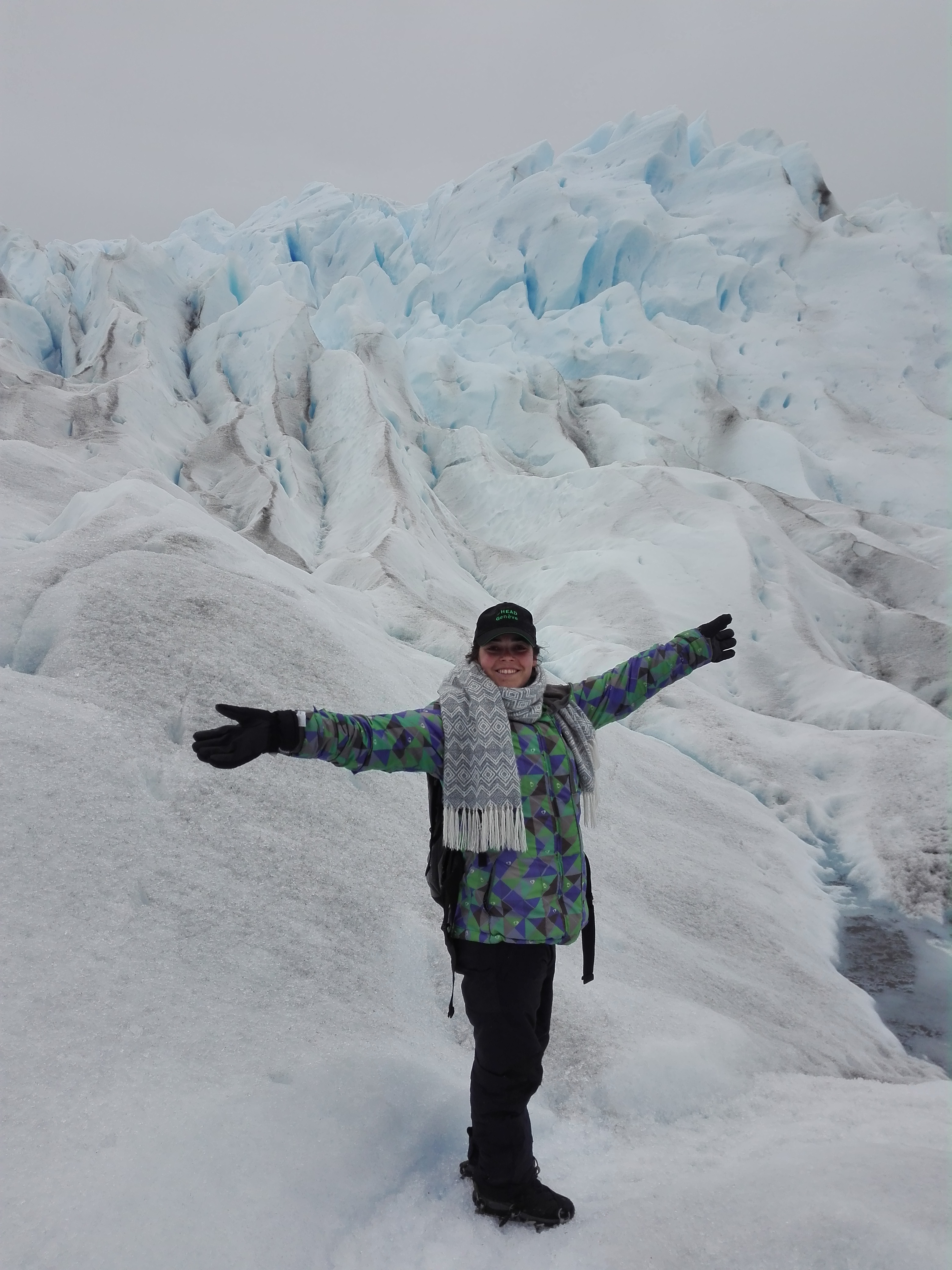 Patagonie Perito Moreno randonnee