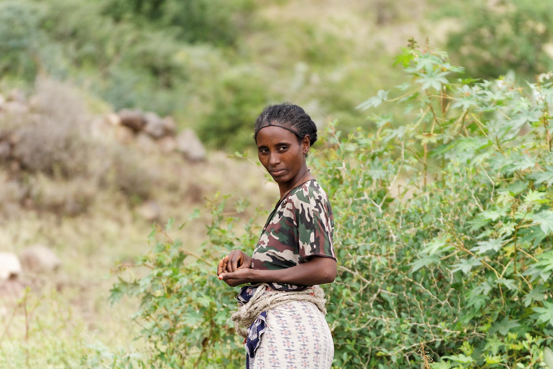 Ethiopie femme 1