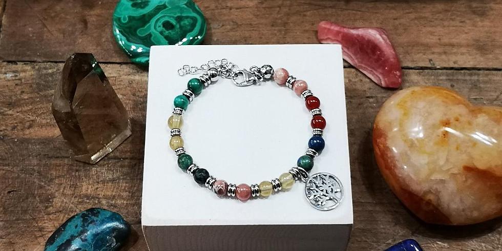 Atelier créatif : Le bracelet de vie