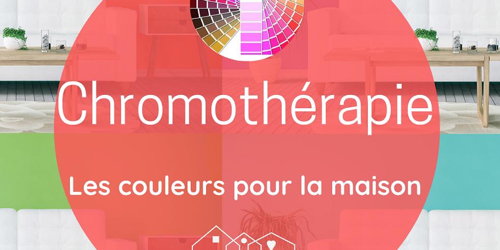 Chromothérapie : les couleurs pour la maison