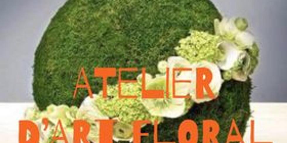 COMPLET: Atelier d'art floral: La spère