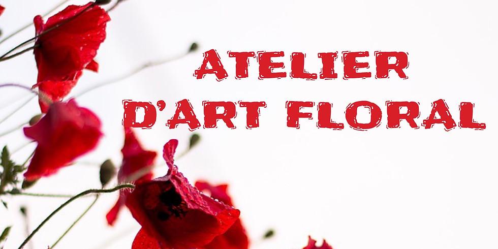 Atelier d'art floral : La Saint Valentin...