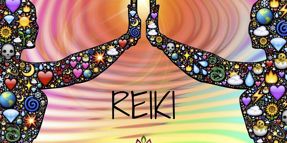 Soirée partage Reiki