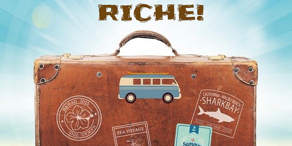 Conférence-débat : Ah si j'étais riche !