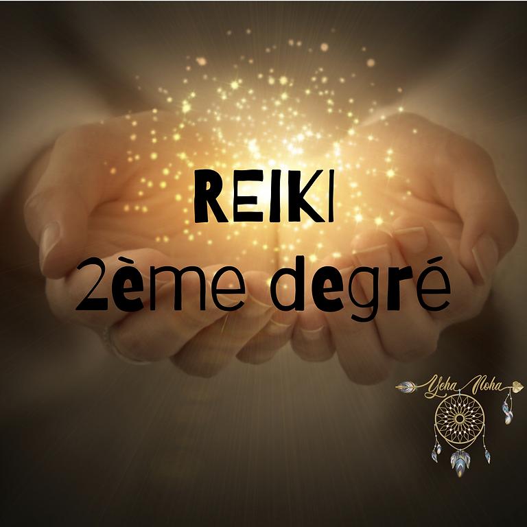 Formation-Initiation au Reiki  2ème degré