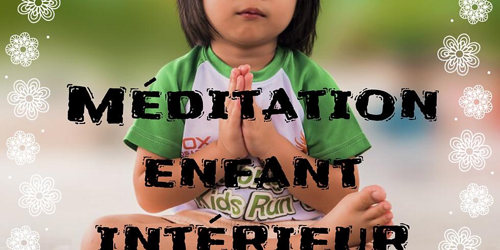"""Méditation : """"Mon enfant intérieur"""""""