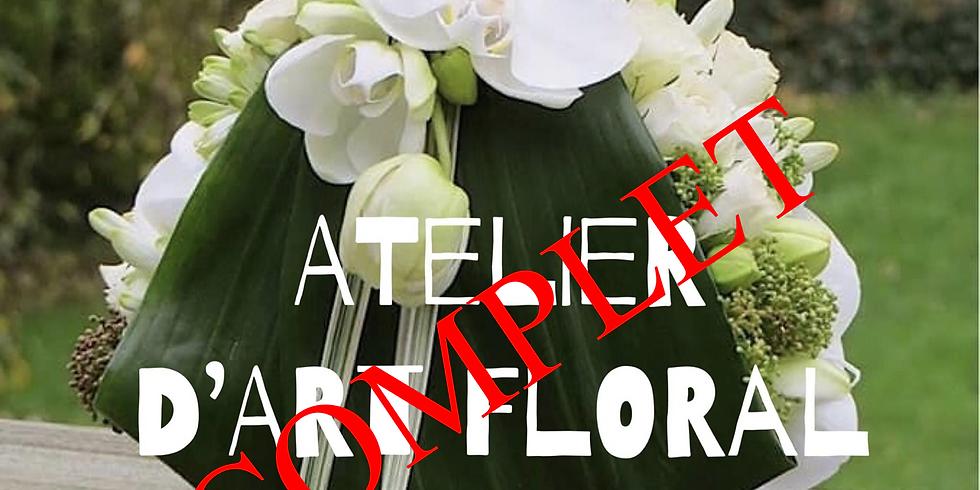 COMPLET: Atelier d'art floral: Sac floral