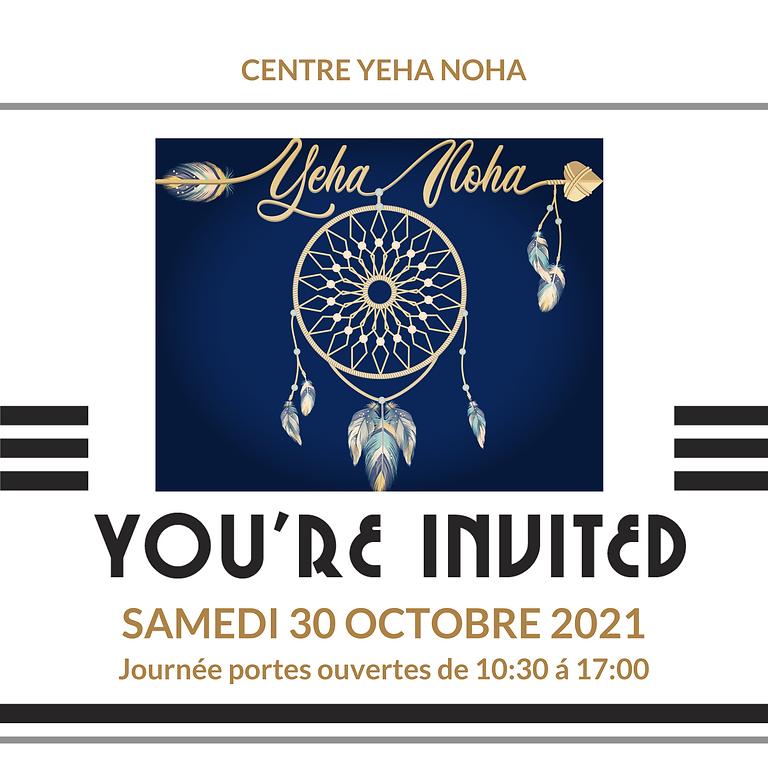 Journée portes ouvertes : CENTRE YEHA NOHA