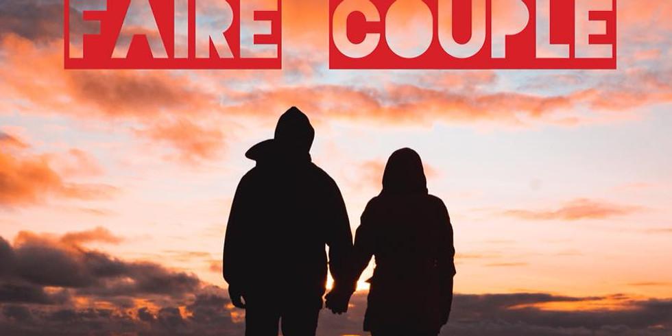 FAIRE COUPLE :  l'énigme de la réussite...