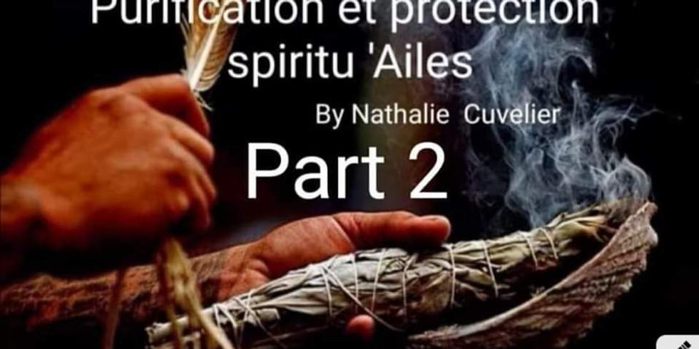Purification Et Protection Spiritu'Ailes : Module 2