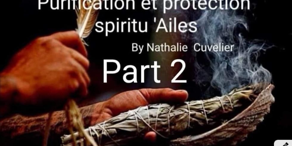 Purification Et Protection Spiritu'Ailes: part 2