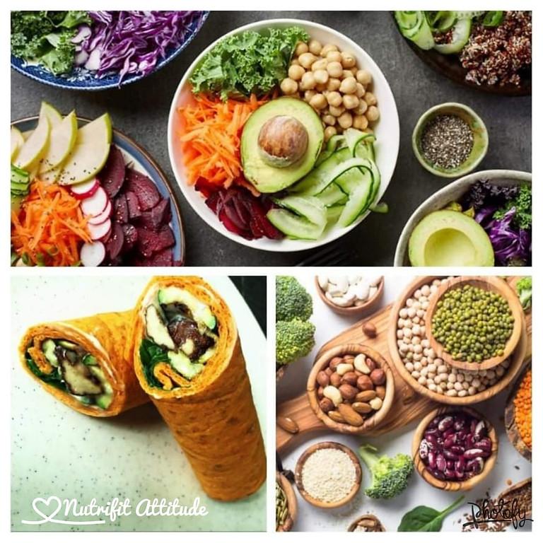 Atelier cuisine: Alimentation équilibrée, quelles alternatives à la viande, volaille et poisson ?
