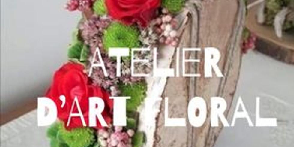 COMPLET :Atelier d'art floral: Le sandwich d'automne