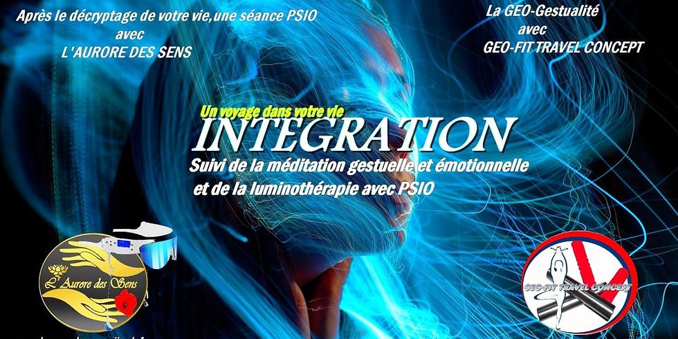 Intégration, Méditation gestuelle &  Relaxation