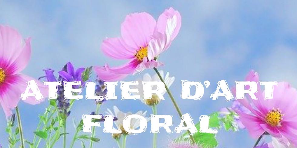 Atelier d'art floral: Montage printanier