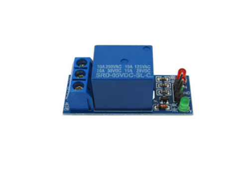 Single Relay Breakout Module with LEDs