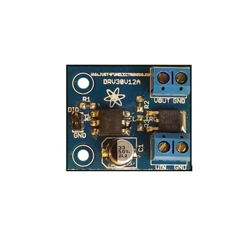 Motor Driver DRV30V12A Digital LED Dimmer/Motor Driver